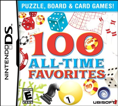 100-all-time-favorites-game