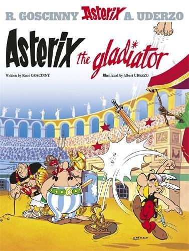 Asterix The Gladiator: Album 4: Bk. 4