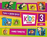 KIDS EDEBE 3 AÑOS PRIMER TRIMESTRE - 9788468309026