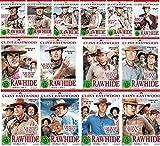 Rawhide Tausend Meilen Staub - Seasons 1-7 (54 DVDs)