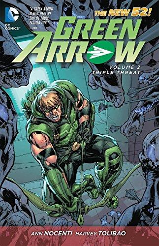 Green Arrow Volume 2: Triple Threat TP