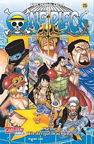 One Piece, Bd.75