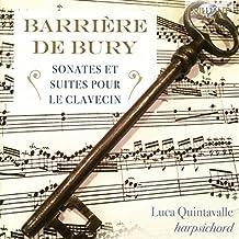 Sonatas Pour Le Clavecin
