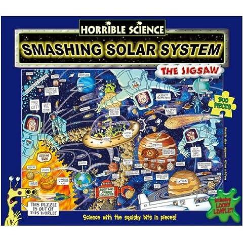 Galt Toys - Horrible Science, Puzzle del Sistema solare, 300 pz. [Lingua inglese]