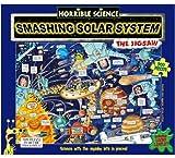 Galt Toys - Kit Horrible Science - Smashing Solar System - Puzzle système solaire