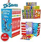 Dr Seuss Classic 20 Books Gift Set (Kids Wonderful World Read at Home Collection) Titles include - The Cat in the Hat, G
