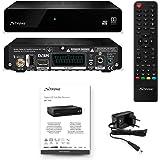 Strong SRT 7006 - Ricevitore satellitare TV HD Free-To-Air (HDTV, DVB-S2, Media Player, USB, HDMI), Nero