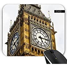 Tapis de Souris - Big Ben by J McCool