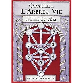Oracle de l'Arbre de Vie : Contient : 57 cartes et 1 tapis de lecture