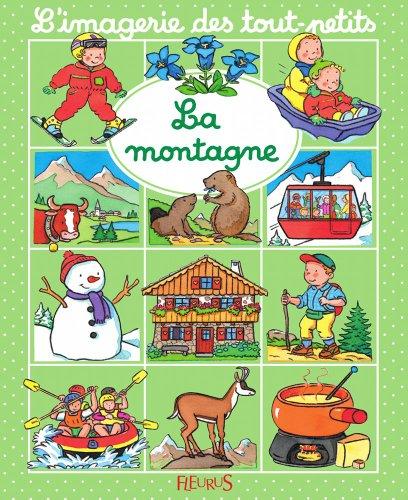 la-montagne-limagerie-des-tout-petits-french-edition
