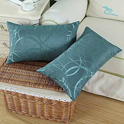 Pack Of 2 Throw Pillow Covers