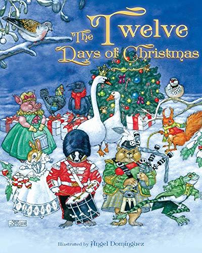 The Twelve Days of Christmas (English Edition)