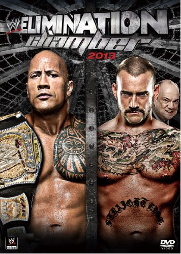 Wrestling (W.W.E.) - Wwe Elimination Chamber 2013 [Japan DVD] TDV-23136D