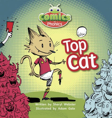 Comics for Phonics Top Cat