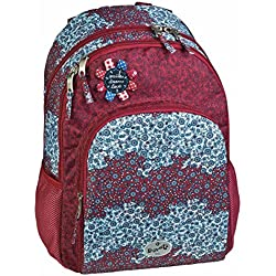 Busquets Mochila Escolar Doble Folk by