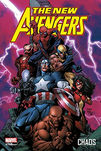 NEW AVENGERS T01 (REV) par Brian Michael Bendis