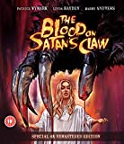 Blood on Satan's Claw Limited Collectors Edition - Restored from 4K [Blu-ray]