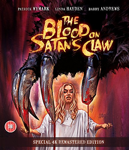 Blood on Satan's Claw 4K-Restored Limited Collectors Edition [Blu-ray]