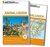 MERIAN live! Reiseführer Andalusien: Mit Extra-Karte zum Herausnehmen - Harald Klöcker