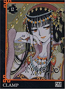 xxxHolic Edition simple Tome 12