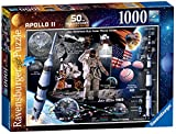 Image for board game Ravensburger 50th Anniversary Moon Landing 1000pc Jigsaw Puzzle
