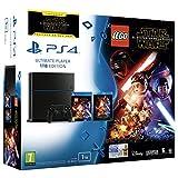 PlayStation 4 - Consola 1 TB + LEGO Star Wars