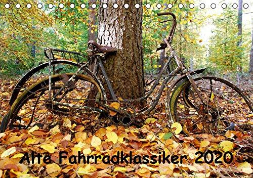 Alte Fahrradklassiker 2020 (Tischkalender 2020 DIN A5 quer): Schöne alte Fahrräder (Monatskalender, 14 Seiten ) (CALVENDO Mobilitaet)