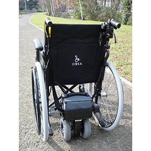 Motor eléctrico para sillas de ruedas