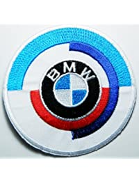 Bmw Motorsport patches bmw logo Motorcycle patches Brand of Car Patches Embroidered Iron on Patch MG11