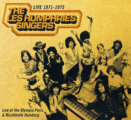 Live 1971-1975 at the Olympia Paris & Musikhalle Hamburg