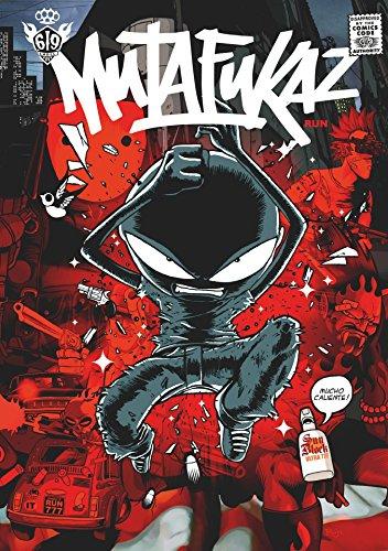 Mutafukaz - Tome 1 - Dark Meat City par Run