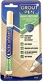 Fugenstift – zur Wiederherstellung von Fliesenfugen in Bad & Küche (cremefarben)