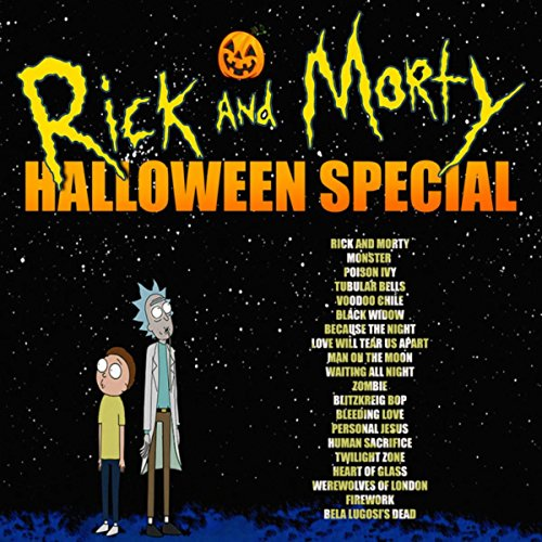 Rick And Morty - Halloween Special