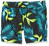 Quiksilver Paradisepvyth13 Badeshorts für Jungen 14 Jahre Viridian Green