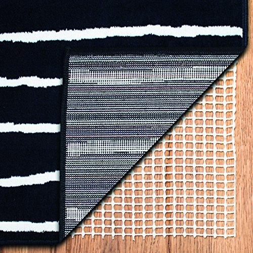 sinnlein® Antirutschmatte Teppichunterlage | erhältlich in 6 verschiedenen Größen |Teppichstopper mit 10 Jahre Garantie | Teppichunterleger zuschneidbar, rutschfest und für Fußbodenheizung geeignet (180 x 290 cm)