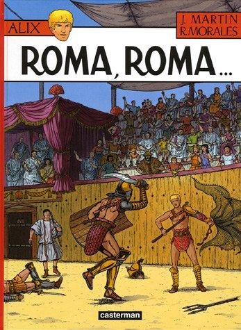 Alix, Tome 24 : Roma, Roma.