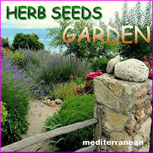CROSO Seeds Pacakge NUR Nicht Pflanzen: Matrica .: Mediterran GardenVarieties ticSps Seeds