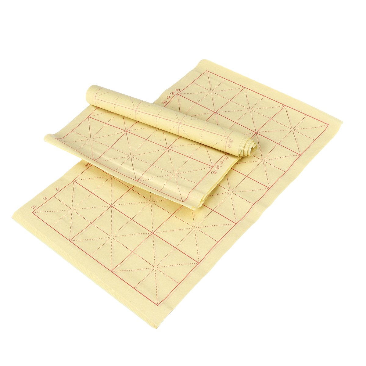 Nuolux 15 Grid Chinese Calligraphy Paper For Practice