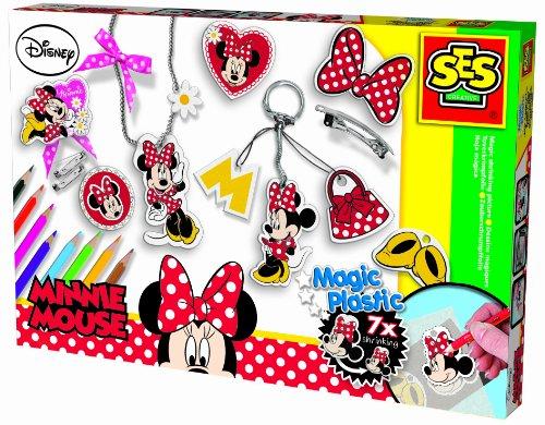 Preisvergleich Produktbild SES 14698 - Minnie Mouse Magic Plastic