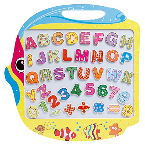 sgile-wood-drawing-and-magnetic-letters-numbers-animals-magna-doodle-learning-board-double-side-fish