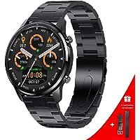 LEMFO Smartwatch Herren,1.3 Zoll Voll-Touchscreen Smartwatch mit Pulsuhr, Blutdruck- und Blutsauerstoffüberwachung…