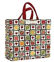 Samuel Lamont Medium Shopping Bag Chocolate Box