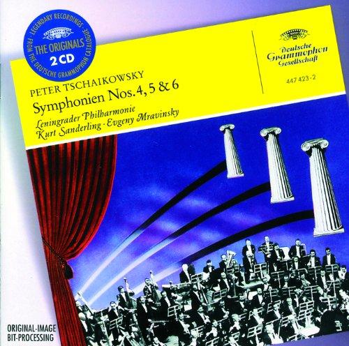Tchaikovsky: Symphonies Nos.4,...
