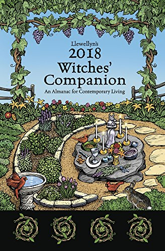 Llewellyn's 2018 Witches' Companion: An Almanac for Contemporary Living (English Edition)