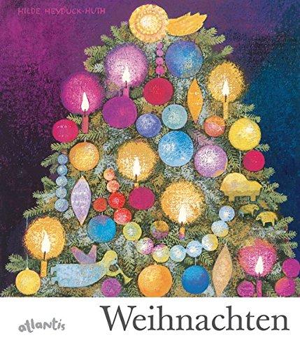 Buchseite und Rezensionen zu 'Weihnachten' von Hilde Heyduck-Huth