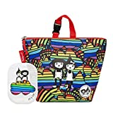 Best Rainbow ice pack - Zip & Zoe Lunch Tote with Ice Pack Review