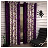 Divine Decor 2 Piece Polyester Window Cu...