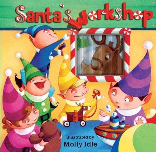 Santa's Workshop di Molly Idle