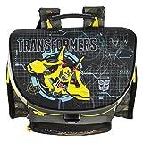 Transformers Schulranzen Set 9tlg. mit Federmappe, Sporttasche, Regen-/Sicherheitshülle TFUV8252 -