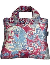 Envirosax Oriental OR.B3 Spice Reusable Shopping Bag, Multicolor